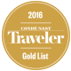 2008 Travelers Gold List